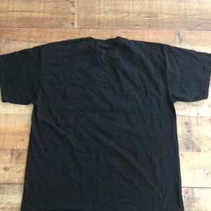 ALSTYLE Shirts - Vintage Black T-Shirt Wolf Tee XL ALSTYLE tag